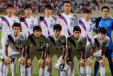 Coupe du monde 2014 : Equipe de Corée du Sud