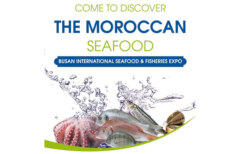 Salon Seafood en Corée du Sud: Le Maroc une nouvelle fois au rendez-vous