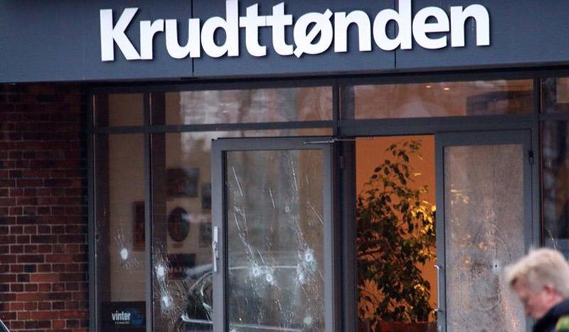 Copenhague: un débat en hommage à Charlie Hebdo interrompu par une fusillade