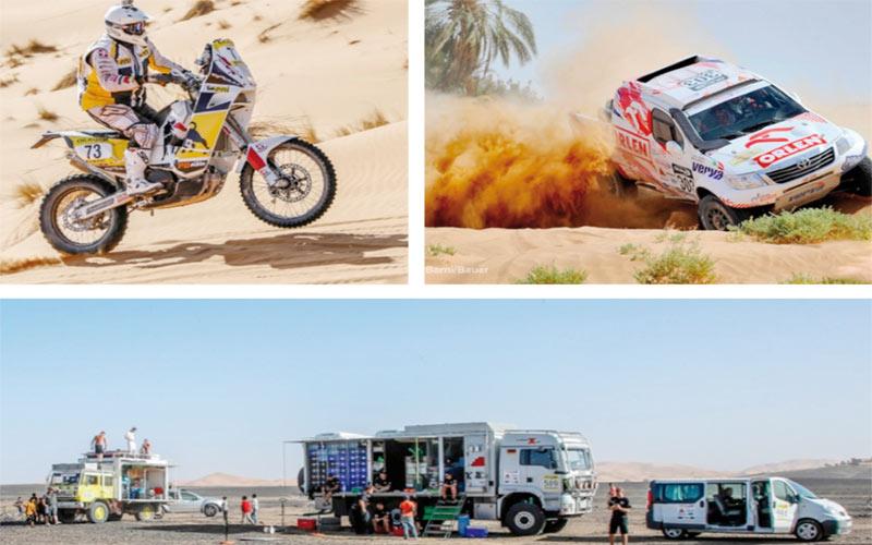 Rallye OiLibya: Les pilotes bientôt en piste