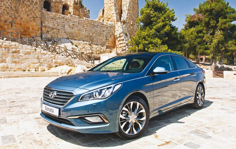 Anniversaire: Hyundai Sonata souffle sa 30ème bougie