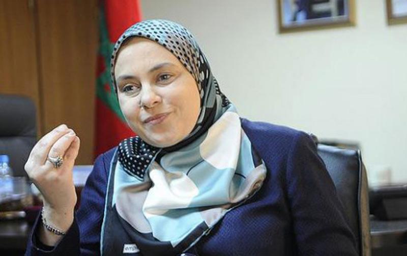 Soumia Benkhaldoun : « Je comblerais un vide dans la vie de couple de Choubani»