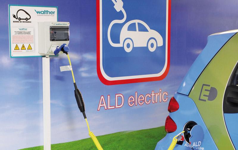ALD Automotive: Un parc électrique dans le parc !