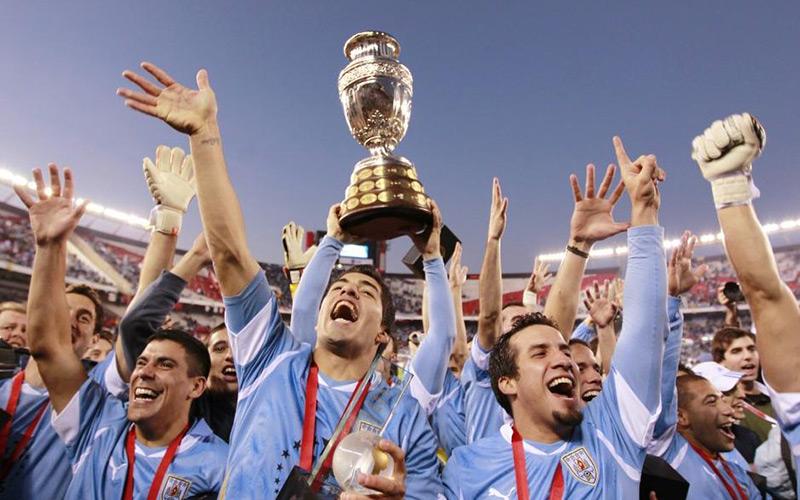 Copa America 2015 : Argentine-Uruguay et Brésil-Colombie en têtes d'affiche