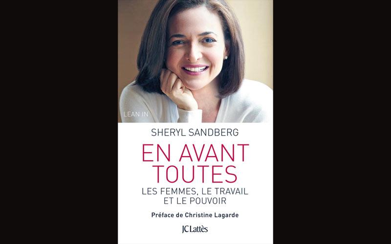 Sélection livre: Les femmes, le travail et le pouvoir  de Sheryl Sandberg