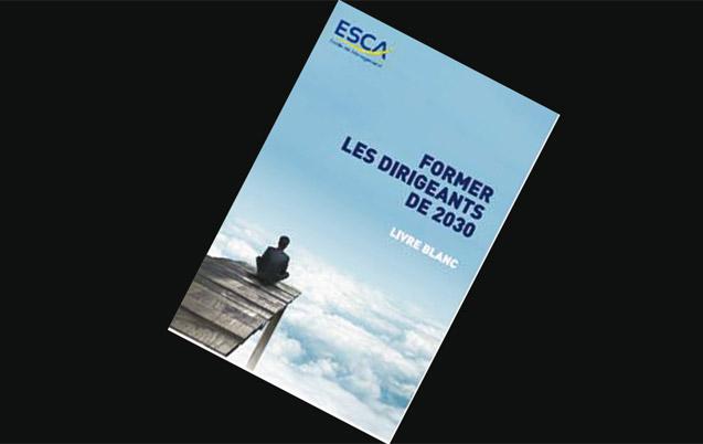 Former les dirigeants de 2030: Signé ESCA co-dirigé par  le professeur Lhacen Belhcen