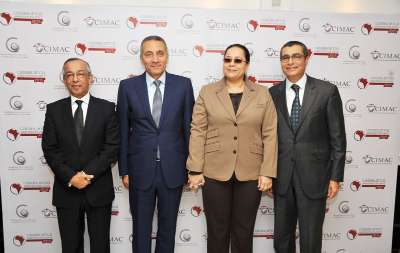 Tout pour faire de Casablanca un hub régional d'arbitrage