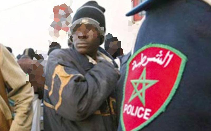 Tanger : Avortement d'une tentative d'émigration illégale de 22 subsahariens