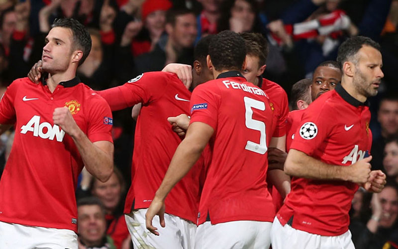 Ligue des champions : Manchester United renverse l'Olympiakos, Dortmund sans forcer