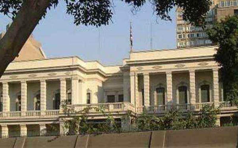 Fermeture de l'ambassade britannique au Caire