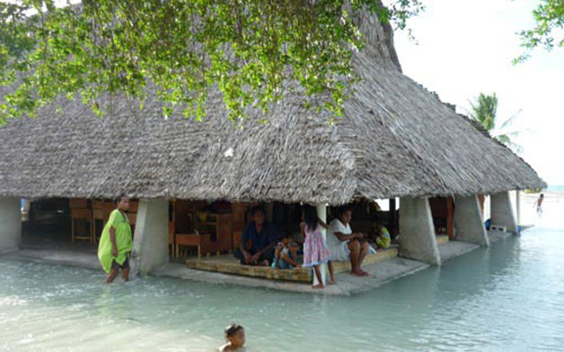 Les Etats insulaires de la planète en danger