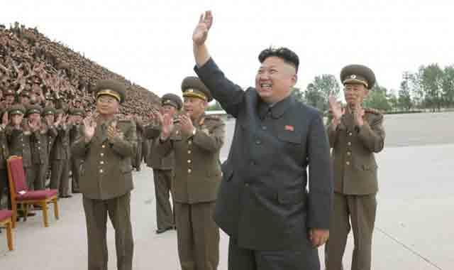 Deux Américains jugés en Corée du nord pour «perpétration d'actes hostiles»
