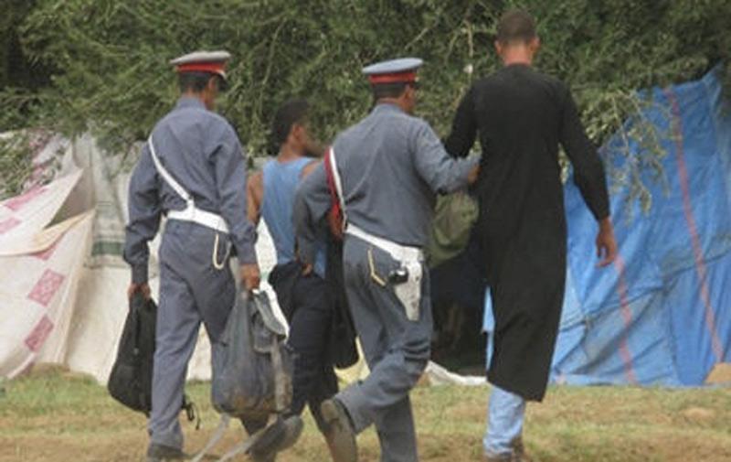 5 chercheurs de trésors arrêtés dans un mausolée de la région de Khouribga