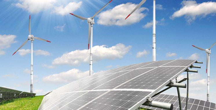 Energie renouvelable  : Le Maroc, champion de l'Afrique du Nord