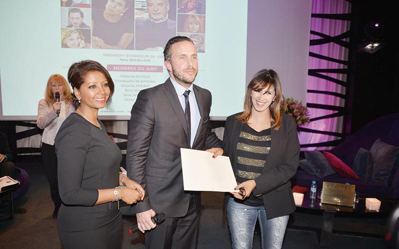 Prix Littéraire Sofitel Tour Blanche : Maria Guessous remporte  le premier prix