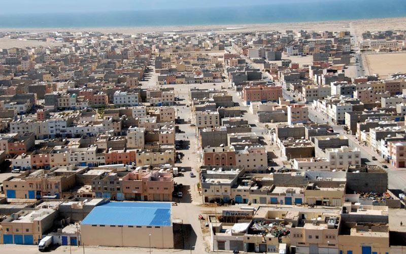 Al-Omrane Al-Janoub: Une nouvelle zone urbaine à Dakhla  pour 272 millions de dirhams