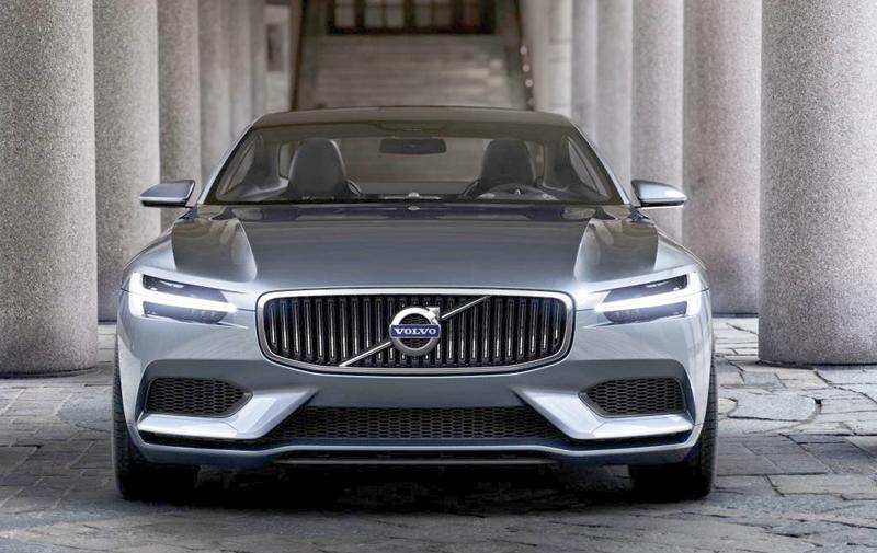 Volvo lance sa S90  millésimée 2017