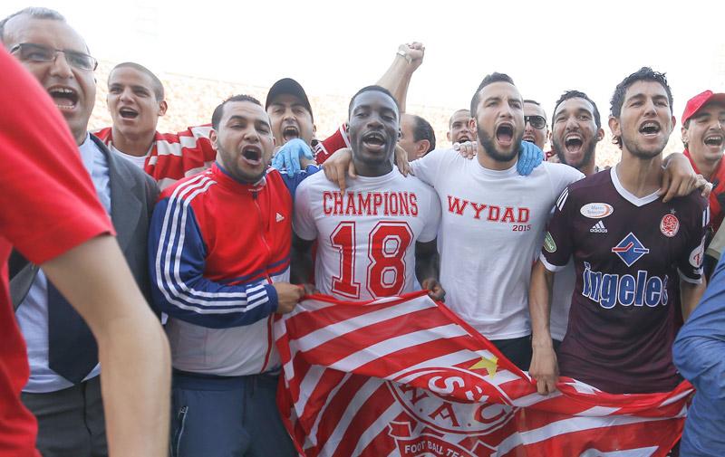 Après une remarquable saison 2014-2015: Le Wydad renoue avec la consécration