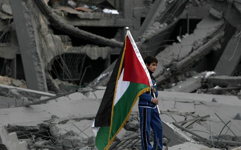Gaza : 12 raids israéliens lancés après des tirs de roquettes