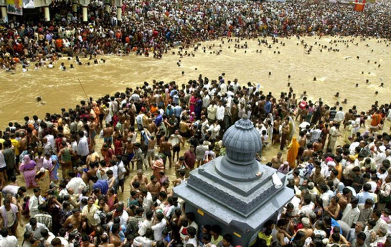 Inde : Une bousculade dans un temple fait 10 morts