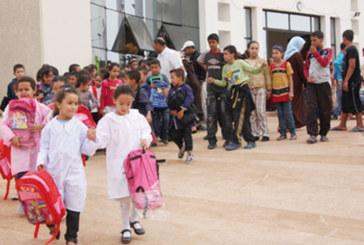 Moulay Yaacoub : Environ 35.000 élèves inscrits durant  l'actuelle rentrée scolaire