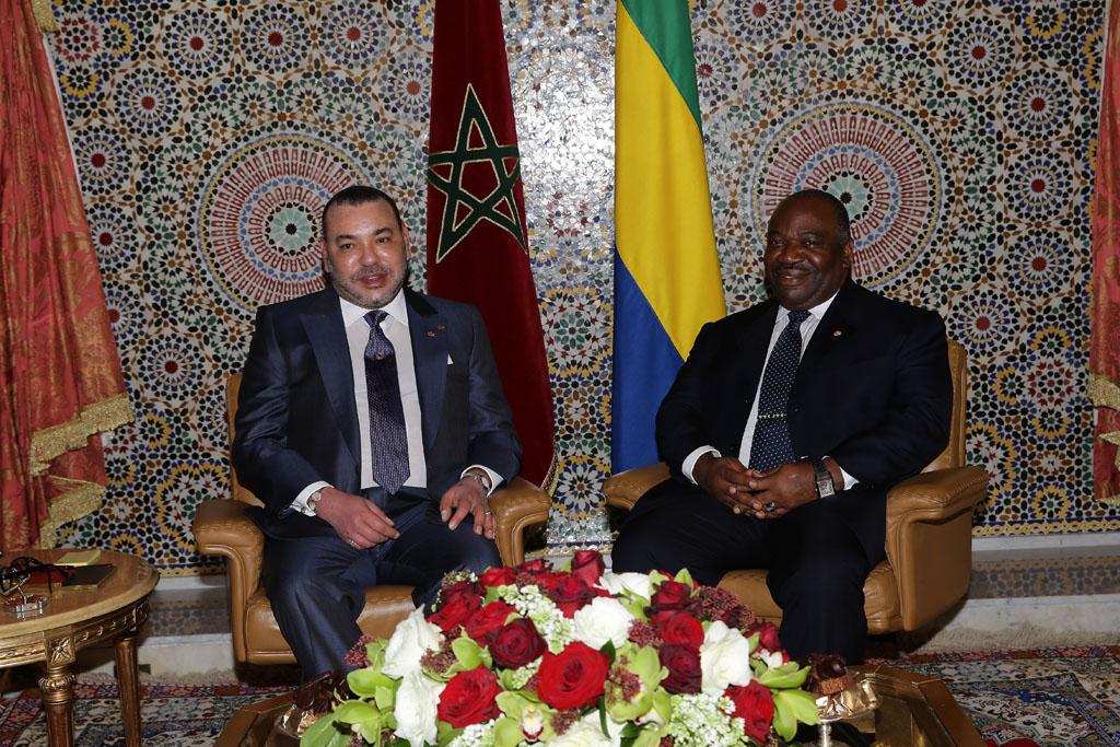 SM le Roi quitte le Gabon et remercie ses hôtes