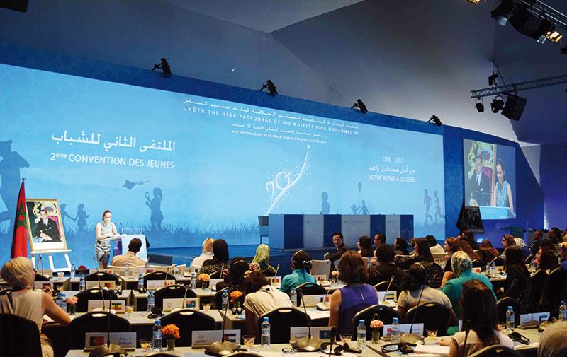 2ème Convention des jeunes à Rabat: Mettre les filles au cœur  du développement durable