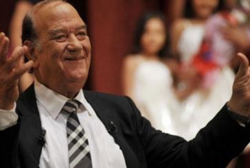 Hassan Hosni exprime son regret via le Président du syndicat des comédiens d'Egypte