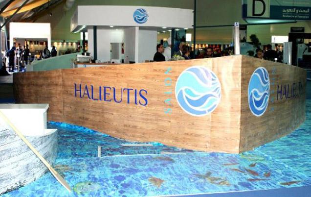Plus de 50 mille visiteurs  au Salon Halieutis 2015