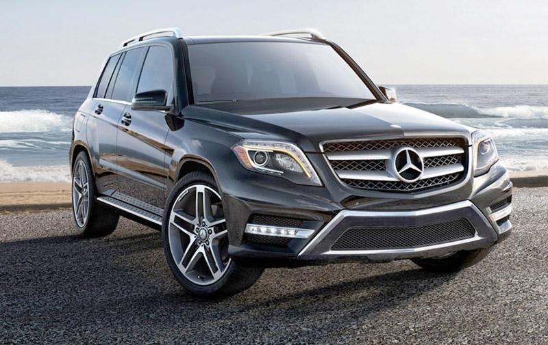 Mercedes : Nouvelle  génération de SUV aux  matériaux légers