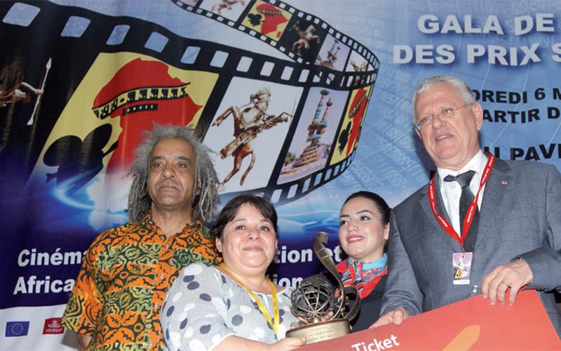 «Zakaria» de Leyla Bouzid remporte  le prix Ibn Battuta de Royal Air Maroc