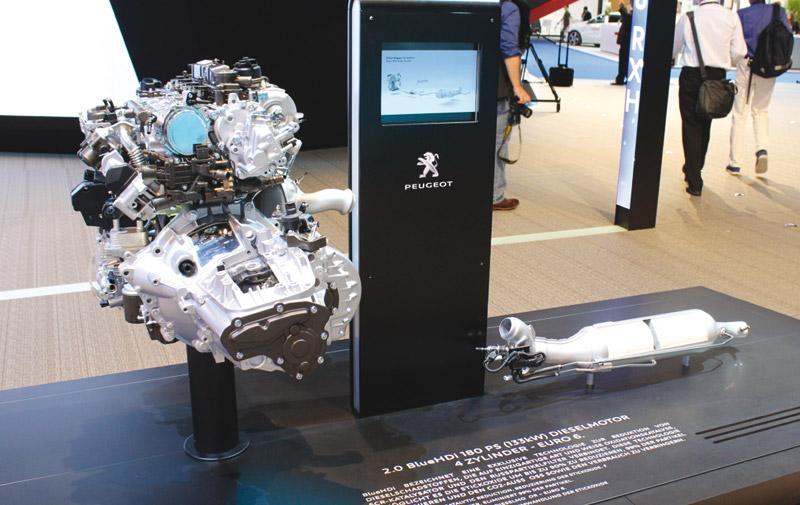 PSA concocte un nouveau moteur