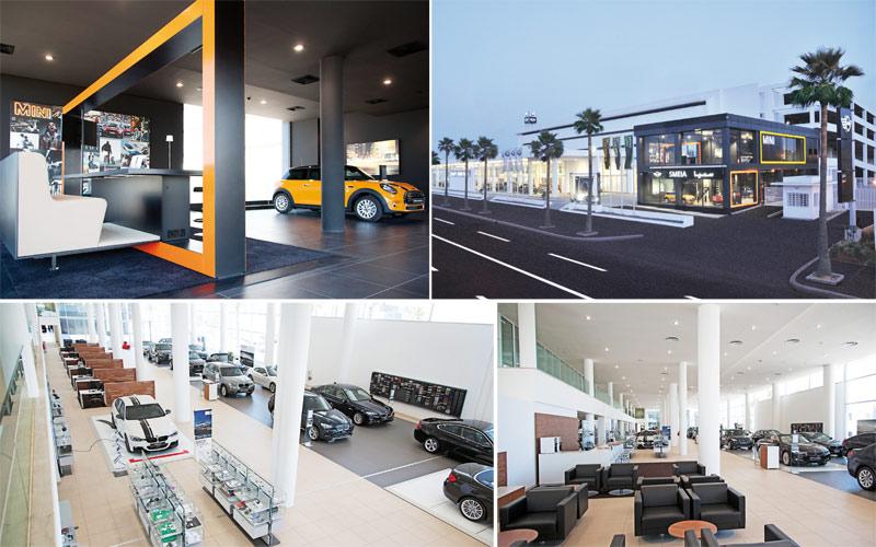 BMW-Mini : Un flagship brand-new  pour Smeia