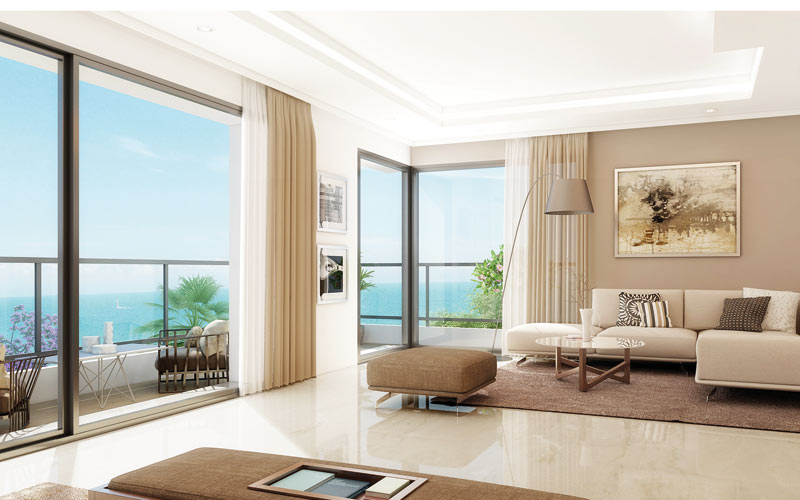 Domaine de Darb: L'appartement témoin ouvre ses portes aux visiteurs