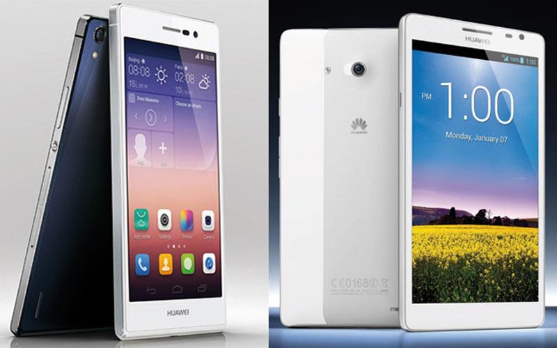 Smartphones: Huawei Maroc étoffe  sa gamme