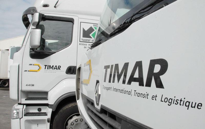 Le transporteur Timar  prévoit des résultats  déficitaires en 2015