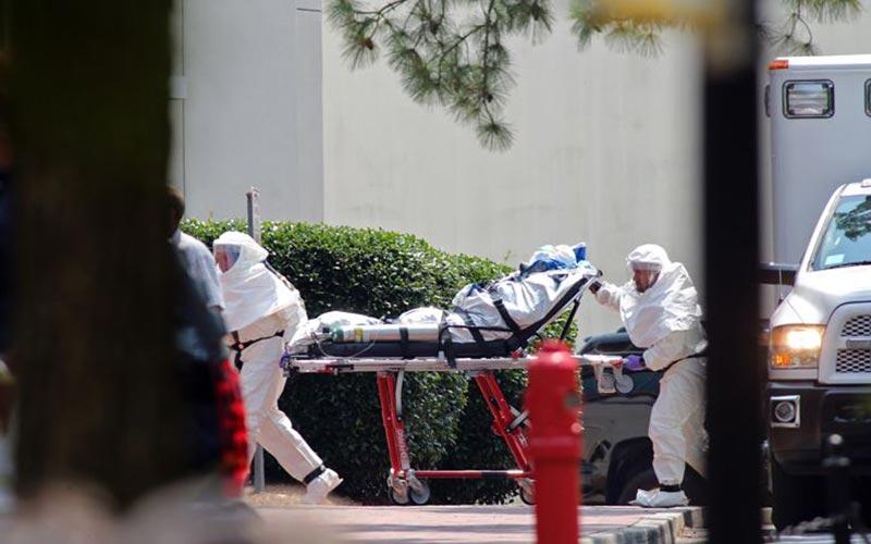 Un premier cas d'Ebola confirmé aux Etats-Unis