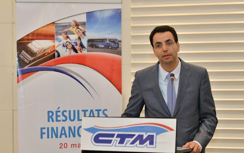 Avec un chiffre d'affaires consolidé en progression de 7,3%: CTM roule bien…