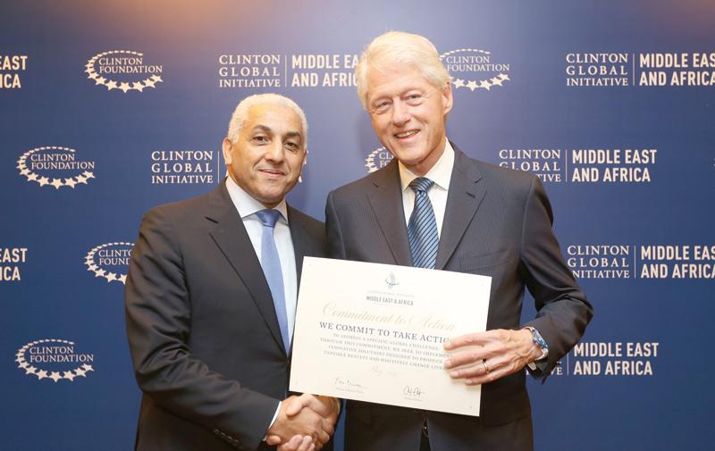 Éducation préscolaire: Les actions de la fondation Zakoura fort appréciées par sa paire Clinton