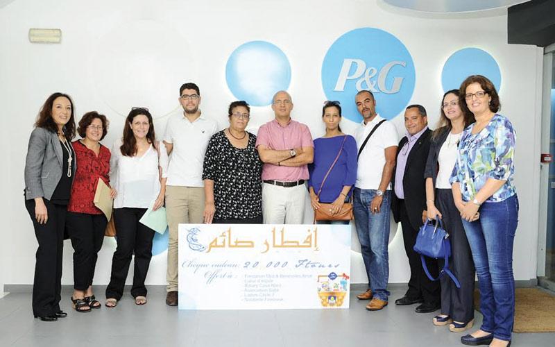 Procter et Gamble lance sa  campagne «Iftar Saem»