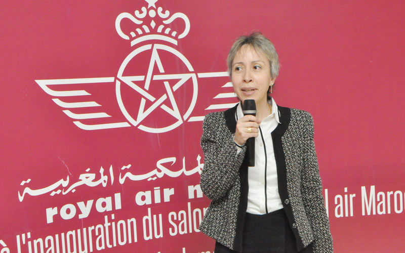 Terminal 1 de l'aéroport Mohammed V: Le salon VIP de la RAM inauguré