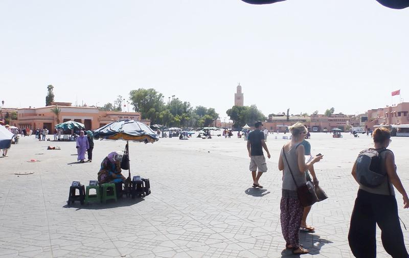 Grosse inquiétude dans le tourisme: Seulement 9,4 millions de touristes arrivés au Maroc à fin novembre