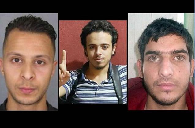 Attentats de Paris : Qui sont les cinq des kamikazes identifiés