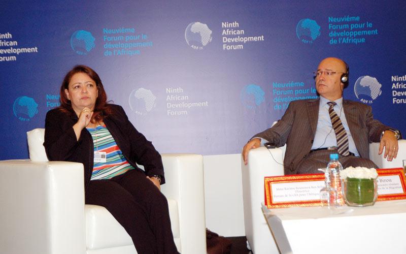 Forum pour le développement de l'Afrique: Focus sur les flux financiers illicites