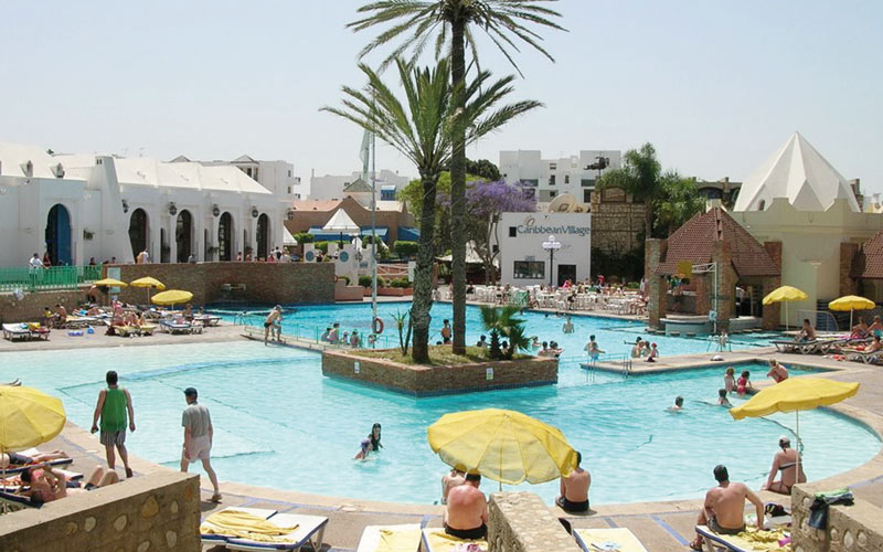 Tourisme : 2 milliards de dollars investis en 2014