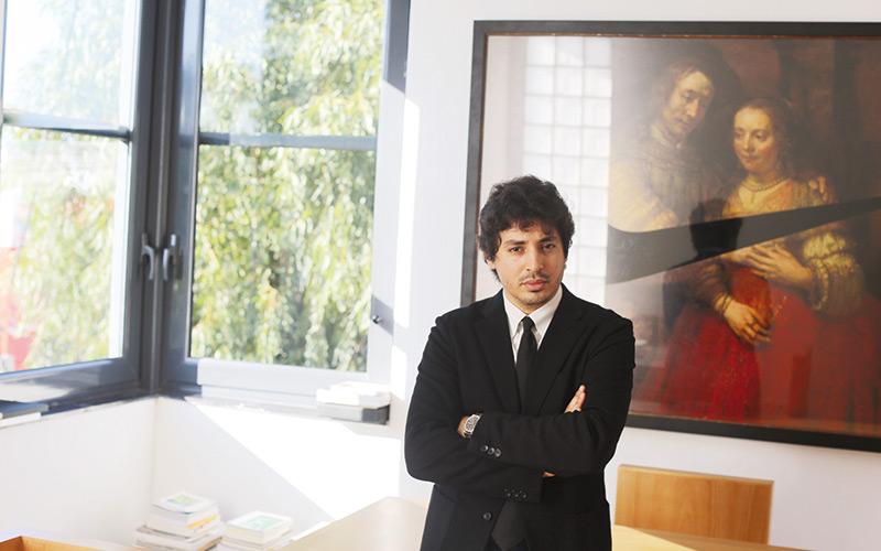 Mehdi Hadj Khalifa : «Notre objectif est de contribuer  à la trajectoire d'un artiste»
