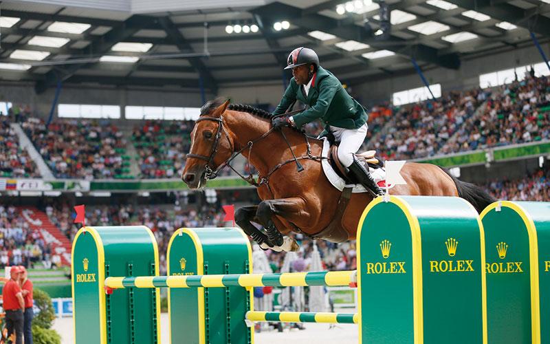 Retrospective 2014: Les sports équestres marocains ont brillé à l'international