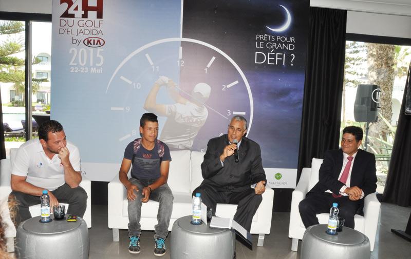 24H du Golf d'El Jadida: Quand Kia prend le club et rejoint le green