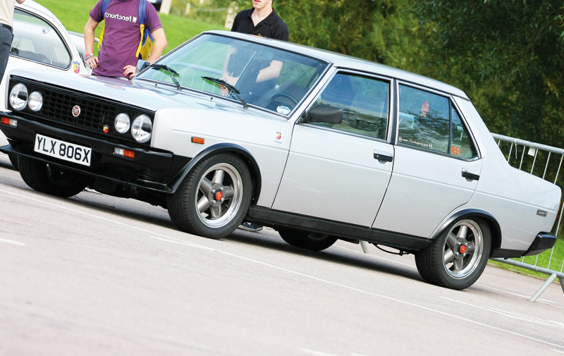 Il était une fois… Fiat 131: «Une voiture d'homme !»