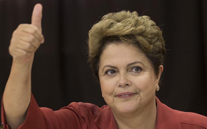 Brésil: Dilma Rousseff réélue pour un second mandat présidentiel
